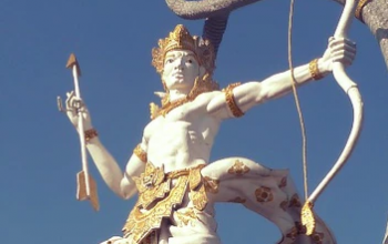 Being Handsome and Skillful - Arjuna