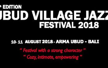Good music, well stayed, NamaStay  #straightaheadjazz #uvjf2018 #ubudvillagejazzfestival #jazzmusic #jazzfestival #ubud #bali #gwsp #wonderfulindonesia