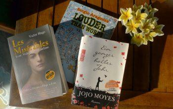 Books on Holiday - NamaStay and around Ubud