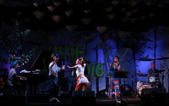 Ubud Village Jazz Festival – The Jazz Crafts from Bali