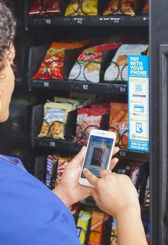 PayRange Consumer Vending (PRNewsfoto/PayRange)